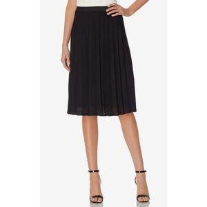 The Limited Pleated Midi Skirt